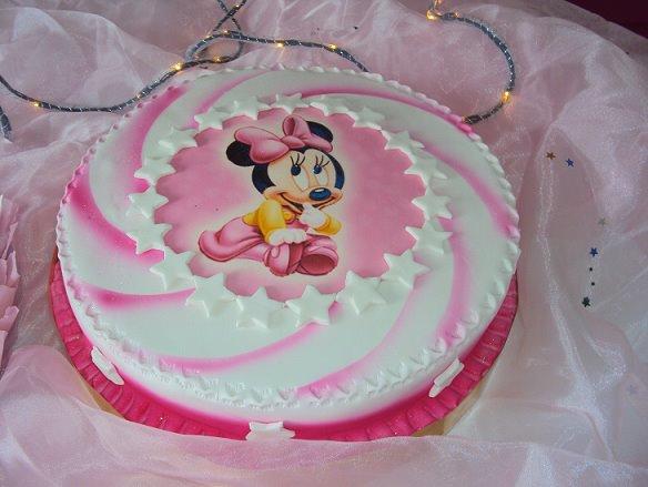 Minnie Bebé | Creaciones Roses