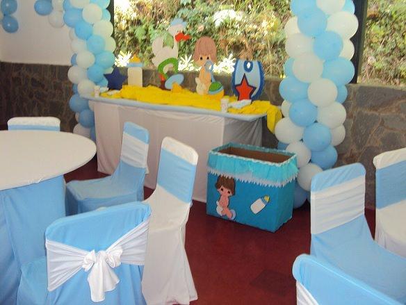 Baby shower creaciones roses - Adornos baby shower nino ...