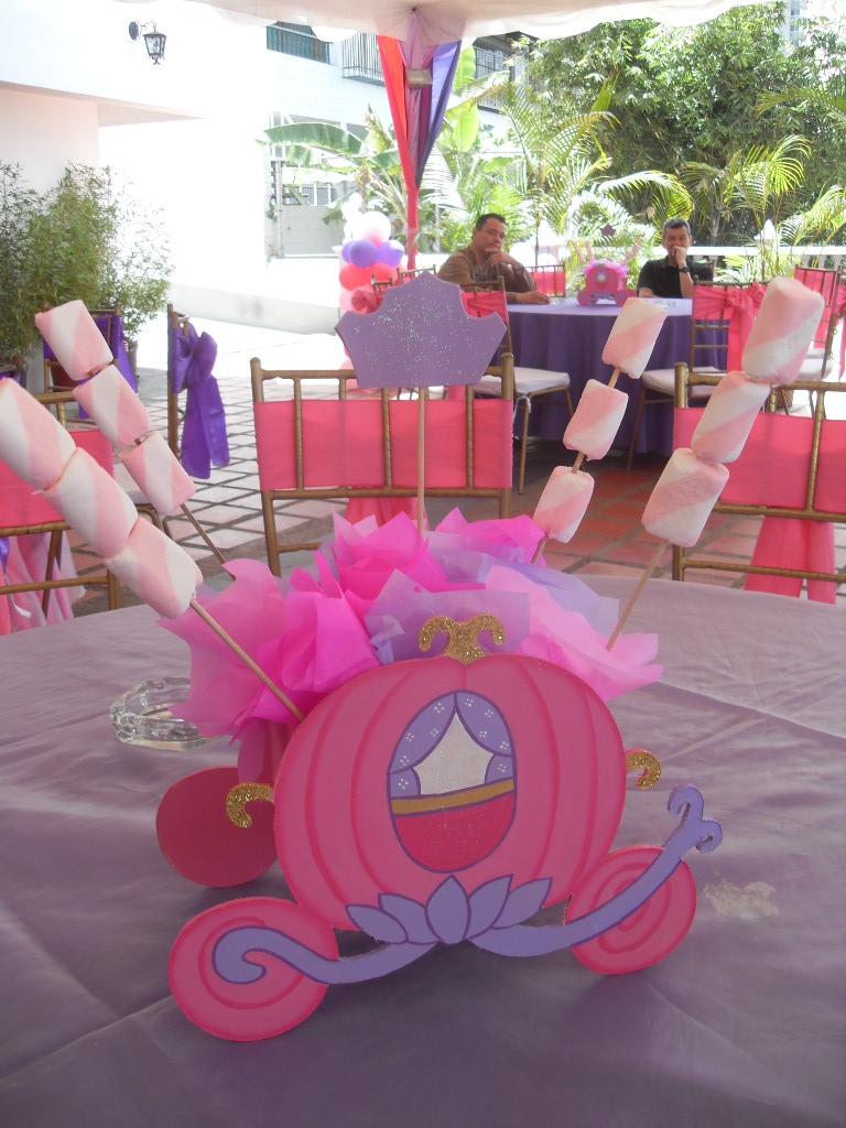 Princesas creaciones roses - Mesas infantiles disney ...